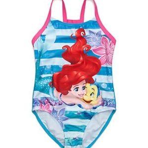 The Little Mermaid Princess Ariel 1pc Swimsuit
